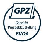 Siegel: GPZ – geprüfte Prospektzustellung